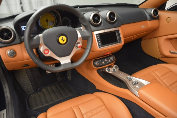 Used 2013 Ferrari California 30 for sale Sold at Maserati of Greenwich in Greenwich CT 06830 25