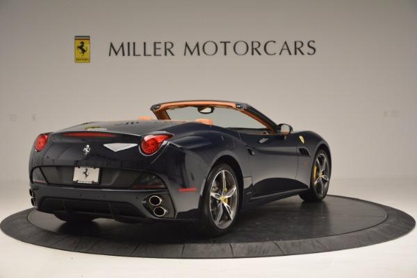 Used 2013 Ferrari California 30 for sale Sold at Maserati of Greenwich in Greenwich CT 06830 7