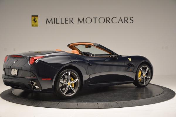 Used 2013 Ferrari California 30 for sale Sold at Maserati of Greenwich in Greenwich CT 06830 8