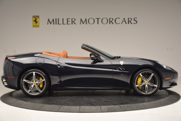 Used 2013 Ferrari California 30 for sale Sold at Maserati of Greenwich in Greenwich CT 06830 9