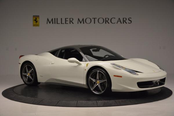 Used 2012 Ferrari 458 Italia for sale Sold at Maserati of Greenwich in Greenwich CT 06830 10