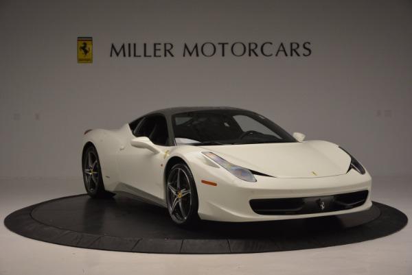 Used 2012 Ferrari 458 Italia for sale Sold at Maserati of Greenwich in Greenwich CT 06830 11