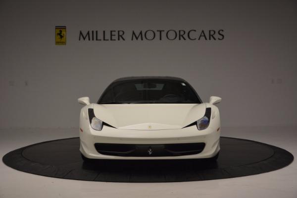 Used 2012 Ferrari 458 Italia for sale Sold at Maserati of Greenwich in Greenwich CT 06830 12