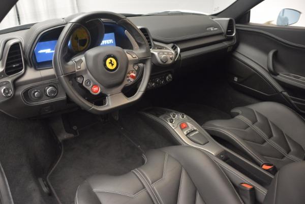 Used 2012 Ferrari 458 Italia for sale Sold at Maserati of Greenwich in Greenwich CT 06830 13