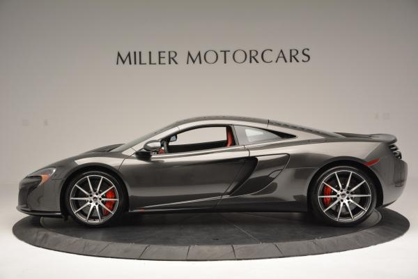 Used 2015 McLaren 650S for sale Sold at Maserati of Greenwich in Greenwich CT 06830 3