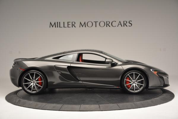 Used 2015 McLaren 650S for sale Sold at Maserati of Greenwich in Greenwich CT 06830 9