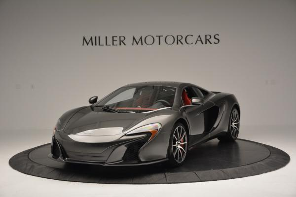 Used 2015 McLaren 650S for sale Sold at Maserati of Greenwich in Greenwich CT 06830 1