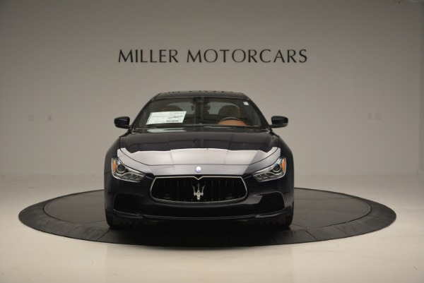 New 2017 Maserati Ghibli S Q4 for sale Sold at Maserati of Greenwich in Greenwich CT 06830 12