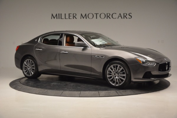 New 2017 Maserati Ghibli S Q4 for sale Sold at Maserati of Greenwich in Greenwich CT 06830 10