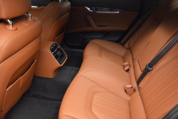 New 2017 Maserati Quattroporte S Q4 GranLusso for sale Sold at Maserati of Greenwich in Greenwich CT 06830 17
