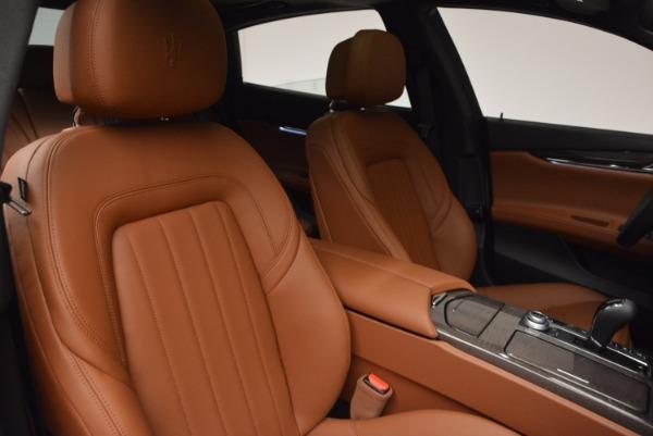New 2017 Maserati Quattroporte S Q4 GranLusso for sale Sold at Maserati of Greenwich in Greenwich CT 06830 19