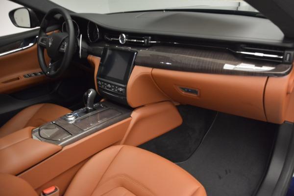 New 2017 Maserati Quattroporte S Q4 GranLusso for sale Sold at Maserati of Greenwich in Greenwich CT 06830 21