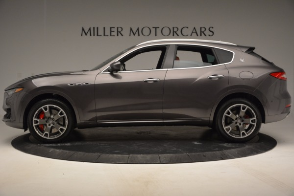 New 2017 Maserati Levante S for sale Sold at Maserati of Greenwich in Greenwich CT 06830 3