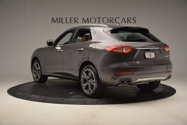 New 2017 Maserati Levante S for sale Sold at Maserati of Greenwich in Greenwich CT 06830 5