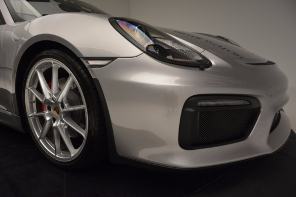Used 2016 Porsche Boxster Spyder for sale Sold at Maserati of Greenwich in Greenwich CT 06830 26