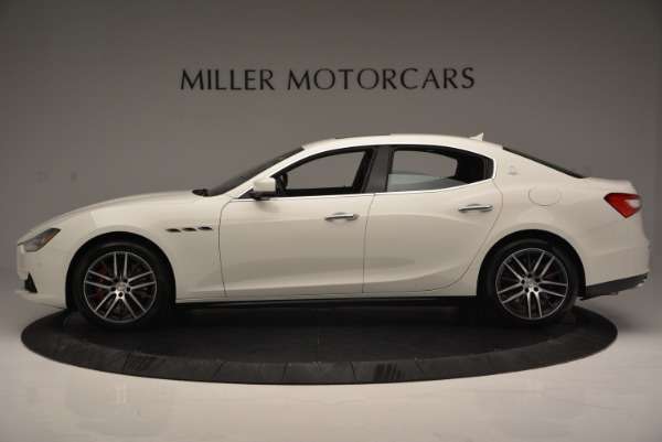 Used 2017 Maserati Ghibli S Q4 Ex-Loaner for sale Sold at Maserati of Greenwich in Greenwich CT 06830 3