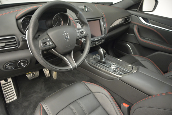 New 2017 Maserati Levante S for sale Sold at Maserati of Greenwich in Greenwich CT 06830 14