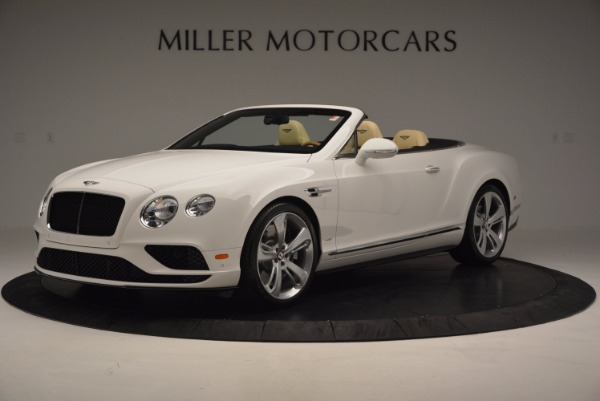 New 2017 Bentley Continental GT V8 S for sale Sold at Maserati of Greenwich in Greenwich CT 06830 2