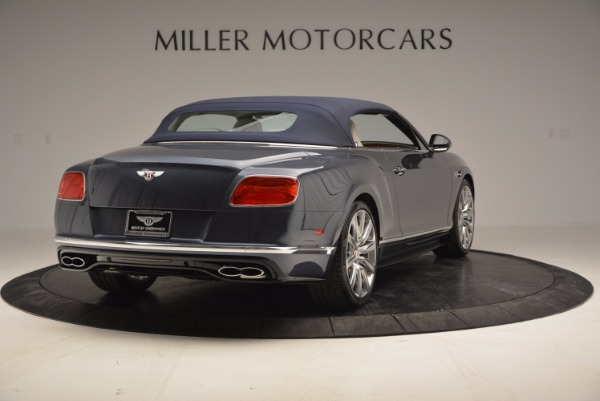 Used 2017 Bentley Continental GT V8 S for sale $179,900 at Maserati of Greenwich in Greenwich CT 06830 20