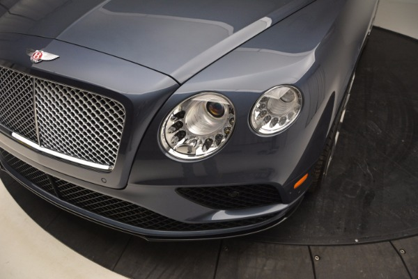 Used 2017 Bentley Continental GT V8 S for sale $179,900 at Maserati of Greenwich in Greenwich CT 06830 26