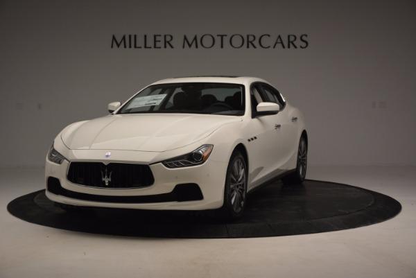 New 2017 Maserati Ghibli SQ4 for sale Sold at Maserati of Greenwich in Greenwich CT 06830 1