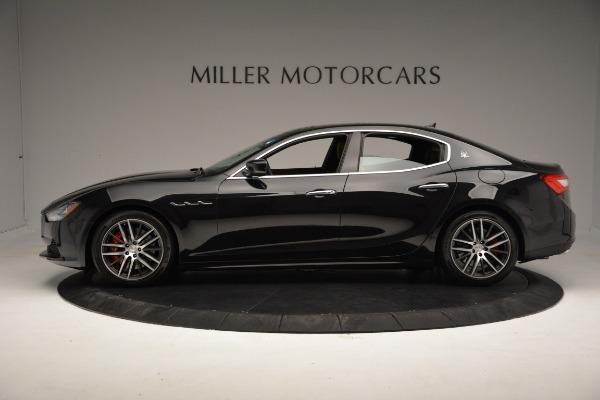 Used 2017 Maserati Ghibli S Q4 for sale $45,900 at Maserati of Greenwich in Greenwich CT 06830 3