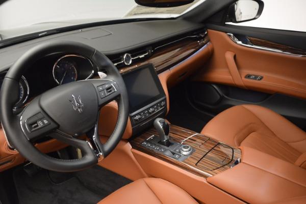 New 2017 Maserati Quattroporte S Q4 GranLusso for sale Sold at Maserati of Greenwich in Greenwich CT 06830 13