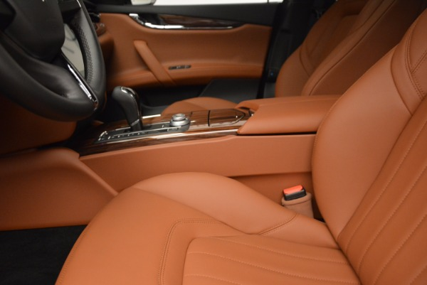 New 2017 Maserati Quattroporte S Q4 GranLusso for sale Sold at Maserati of Greenwich in Greenwich CT 06830 14