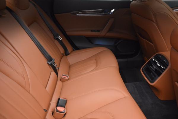 New 2017 Maserati Quattroporte S Q4 GranLusso for sale Sold at Maserati of Greenwich in Greenwich CT 06830 23