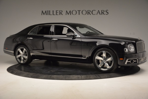 Used 2017 Bentley Mulsanne Speed for sale Sold at Maserati of Greenwich in Greenwich CT 06830 10