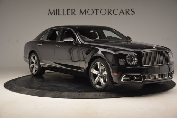 Used 2017 Bentley Mulsanne Speed for sale Sold at Maserati of Greenwich in Greenwich CT 06830 11