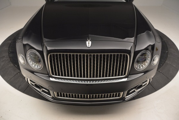 Used 2017 Bentley Mulsanne Speed for sale Sold at Maserati of Greenwich in Greenwich CT 06830 13