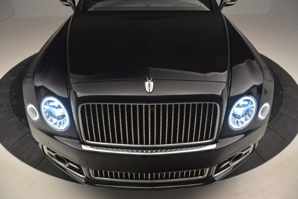 Used 2017 Bentley Mulsanne Speed for sale Sold at Maserati of Greenwich in Greenwich CT 06830 14