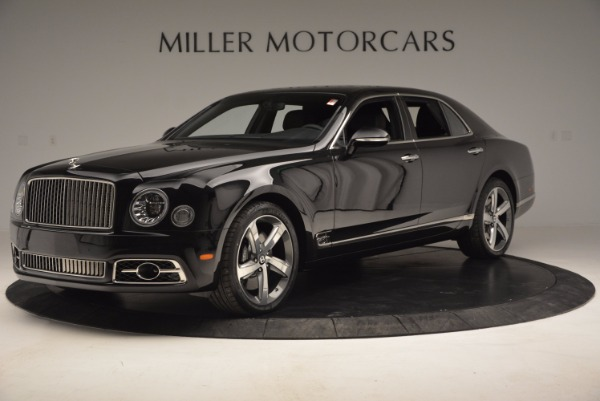 Used 2017 Bentley Mulsanne Speed for sale Sold at Maserati of Greenwich in Greenwich CT 06830 2