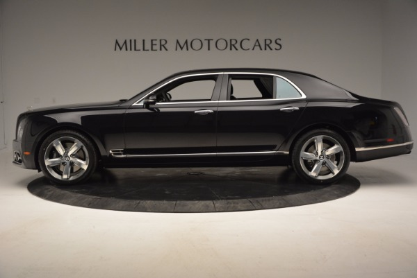 Used 2017 Bentley Mulsanne Speed for sale Sold at Maserati of Greenwich in Greenwich CT 06830 3