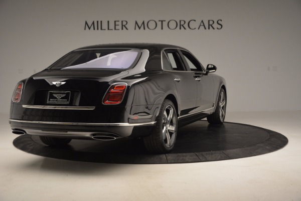 Used 2017 Bentley Mulsanne Speed for sale Sold at Maserati of Greenwich in Greenwich CT 06830 7