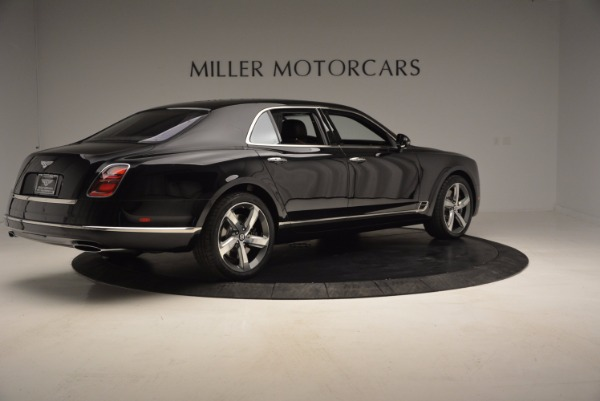 Used 2017 Bentley Mulsanne Speed for sale Sold at Maserati of Greenwich in Greenwich CT 06830 8