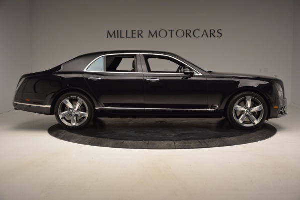 Used 2017 Bentley Mulsanne Speed for sale Sold at Maserati of Greenwich in Greenwich CT 06830 9