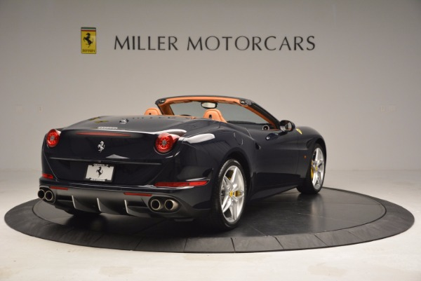 Used 2015 Ferrari California T for sale Sold at Maserati of Greenwich in Greenwich CT 06830 7