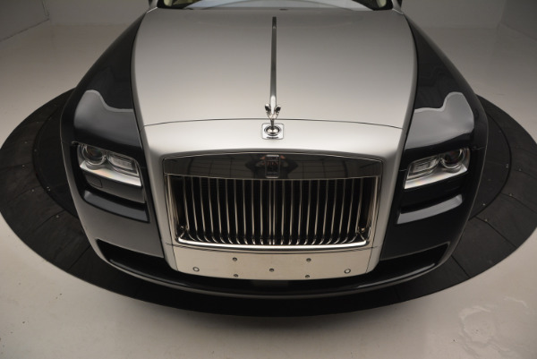 Used 2013 Rolls-Royce Ghost for sale Sold at Maserati of Greenwich in Greenwich CT 06830 14