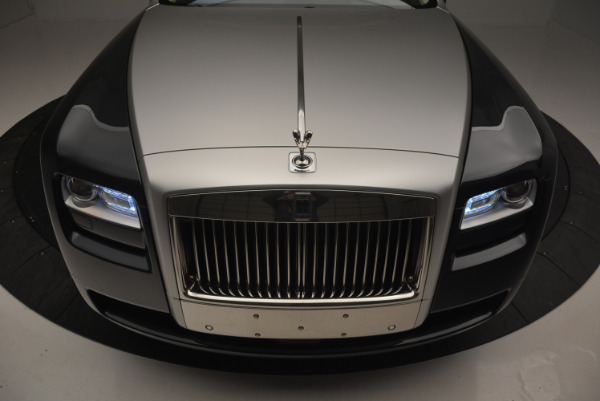 Used 2013 Rolls-Royce Ghost for sale Sold at Maserati of Greenwich in Greenwich CT 06830 15