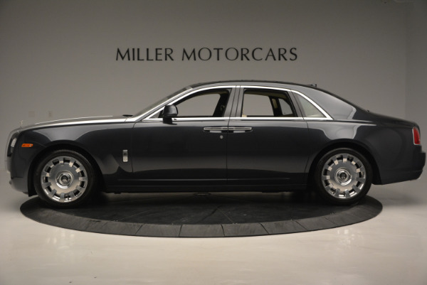 Used 2013 Rolls-Royce Ghost for sale Sold at Maserati of Greenwich in Greenwich CT 06830 3