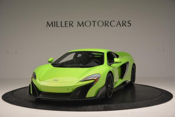 Used 2016 McLaren 675LT Coupe for sale $249,900 at Maserati of Greenwich in Greenwich CT 06830 2