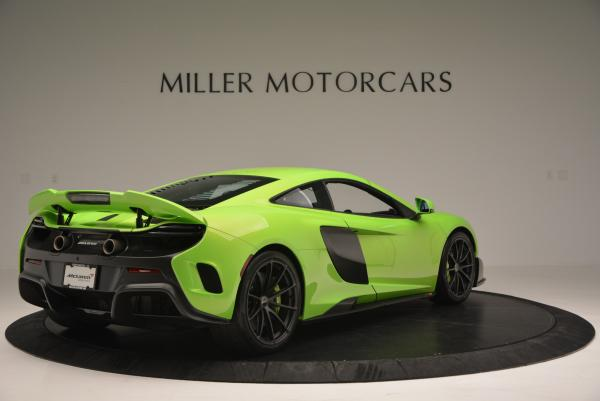 Used 2016 McLaren 675LT Coupe for sale $249,900 at Maserati of Greenwich in Greenwich CT 06830 8
