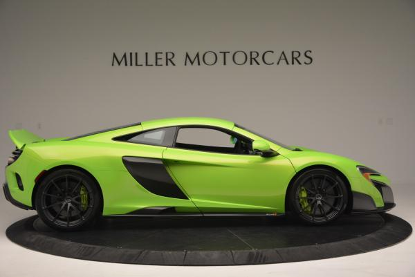 Used 2016 McLaren 675LT Coupe for sale $249,900 at Maserati of Greenwich in Greenwich CT 06830 9