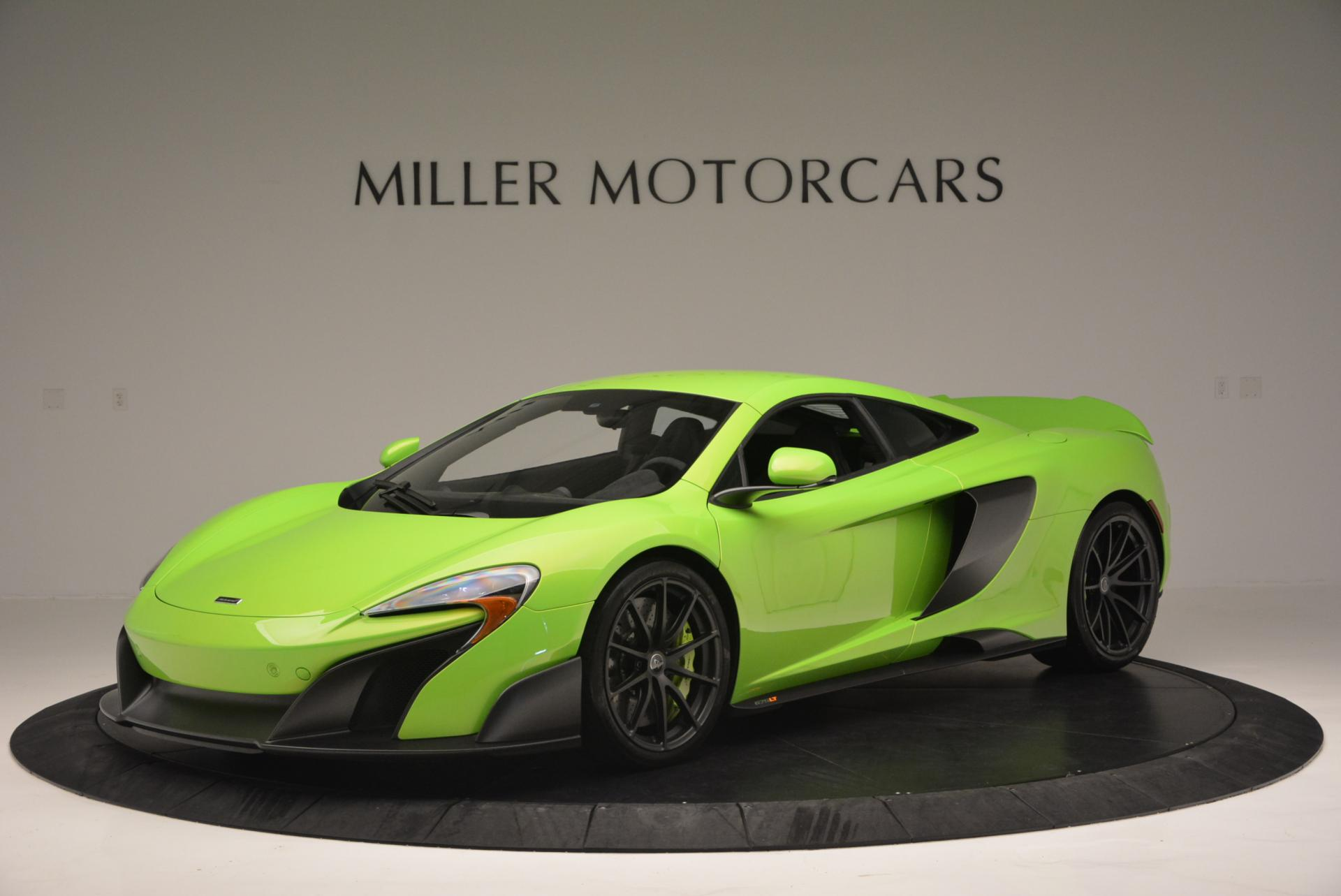Used 2016 McLaren 675LT Coupe for sale $249,900 at Maserati of Greenwich in Greenwich CT 06830 1