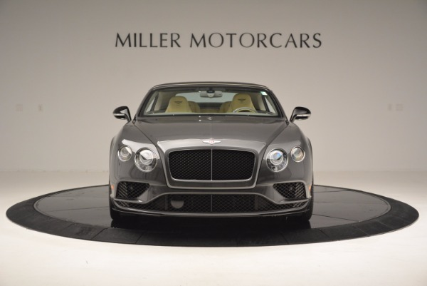 Used 2017 Bentley Continental GT V8 S for sale Sold at Maserati of Greenwich in Greenwich CT 06830 11