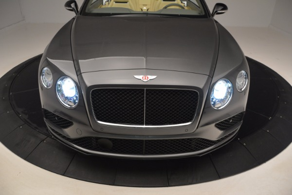 Used 2017 Bentley Continental GT V8 S for sale Sold at Maserati of Greenwich in Greenwich CT 06830 21