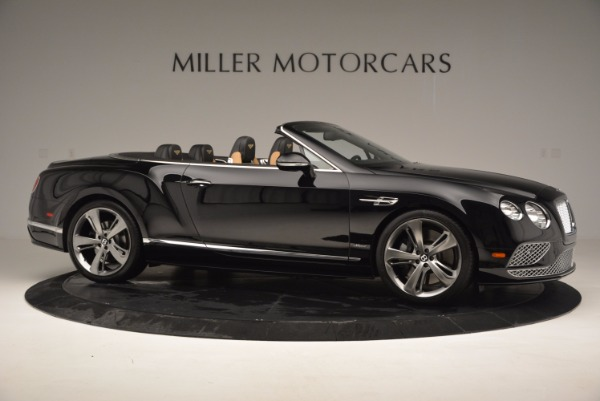 Used 2016 Bentley Continental GT Speed Convertible for sale Sold at Maserati of Greenwich in Greenwich CT 06830 10