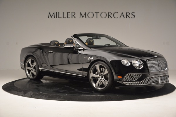 Used 2016 Bentley Continental GT Speed Convertible for sale Sold at Maserati of Greenwich in Greenwich CT 06830 11